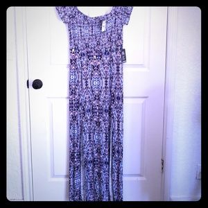 Stretchy summer dress